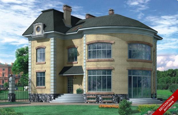Проекты 2-х этажных домов фото